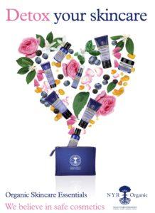 NYR Detox Your Skincare Organic Skincare Essentials
